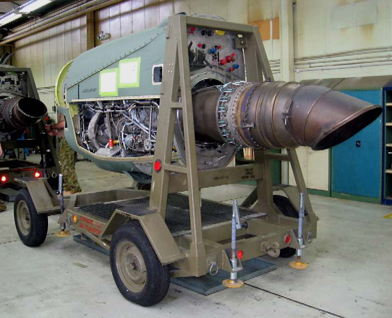 Aerotest - C130H Extended Tailpipe 1